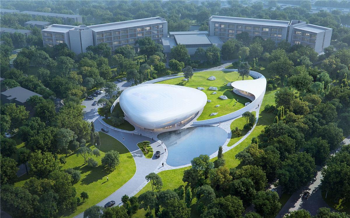 MAD Unveils Design for Aranya Cloud Center in Qinhuangdao