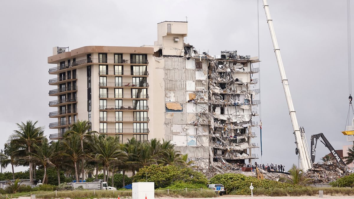 Surfside Condo in Florida Lacked Insurance Coverage