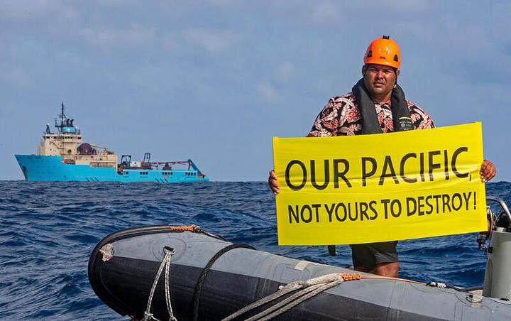 Environmental Groups Call for Ban on Deep Sea Mining