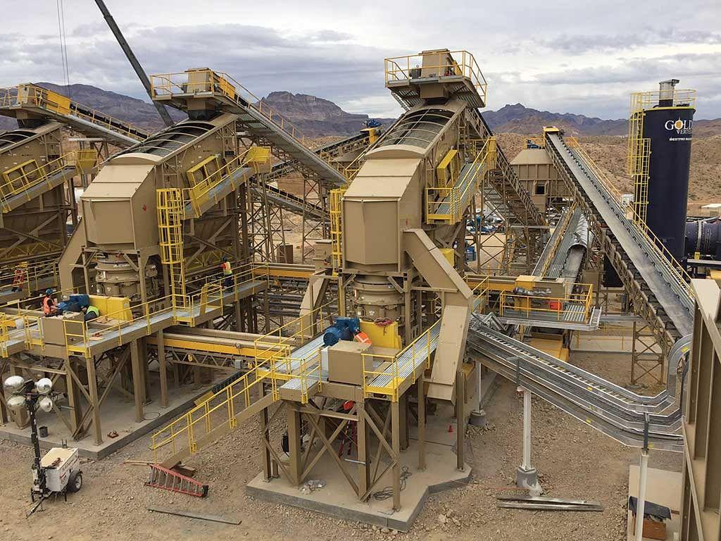 Northern Vertex Triples Land Package in Oatman Mining District