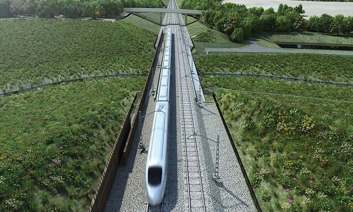 EllisDon to Lead Prairie Link High-Speed Rail Partners in Canada