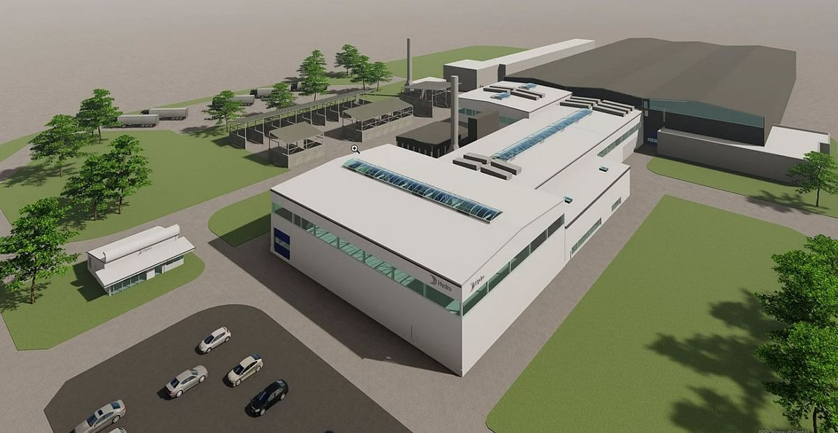 Rackwitz to Increase Production of HyForge Forge Stock Aluminium
