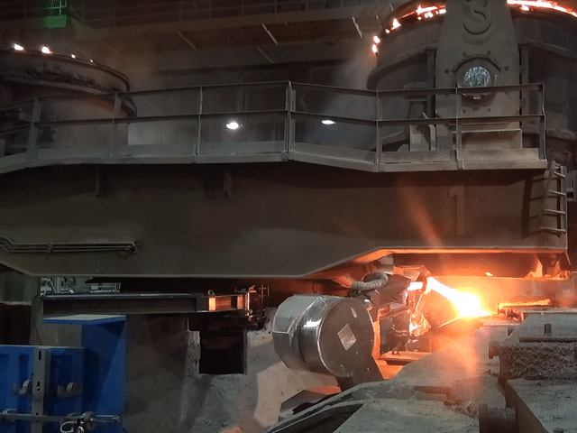 Steel Dynamics Selects Polytec for Robotic Manipulator for Caster
