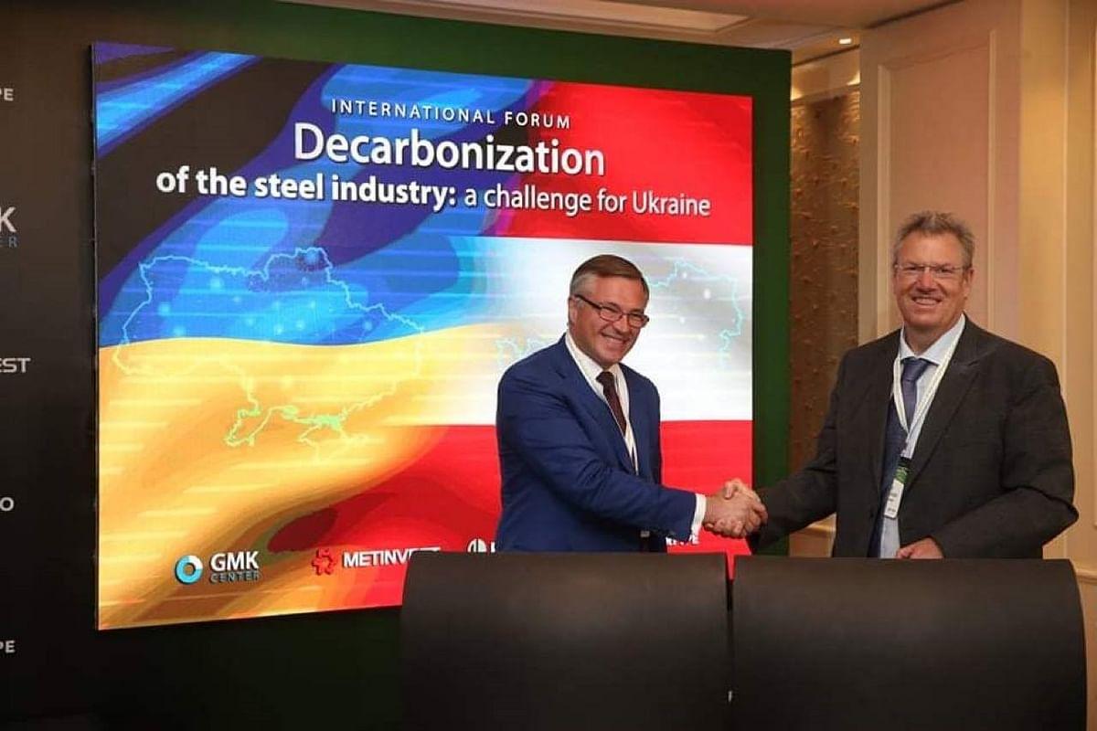 Metinvest & Primetals Sign MoU for Decarbonization of Steel
