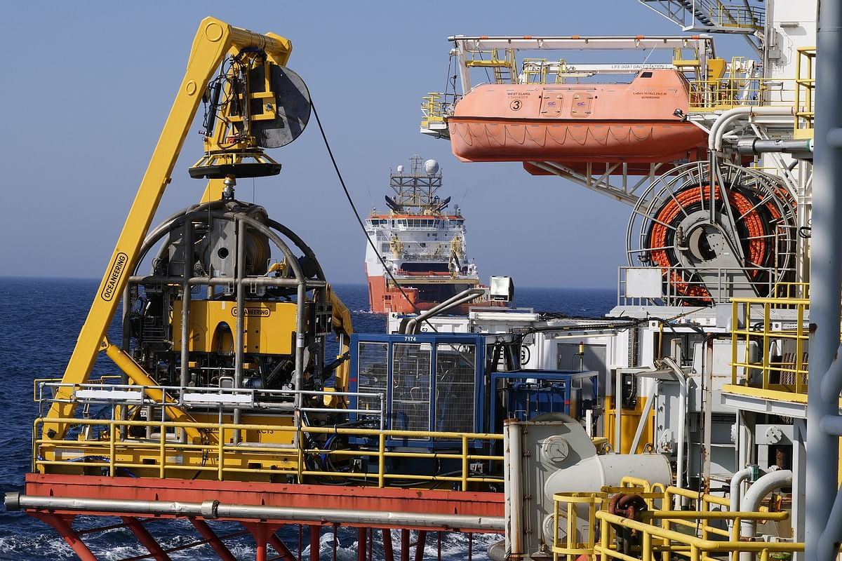 Eni Discovers Oil in Block 4 Offshore Ghana