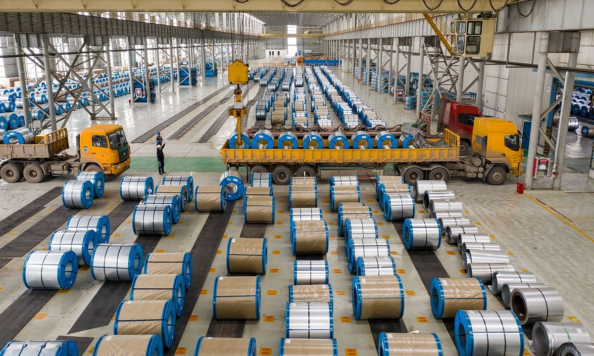 China Considering Imposing 10-25% Tax on Steel Exports