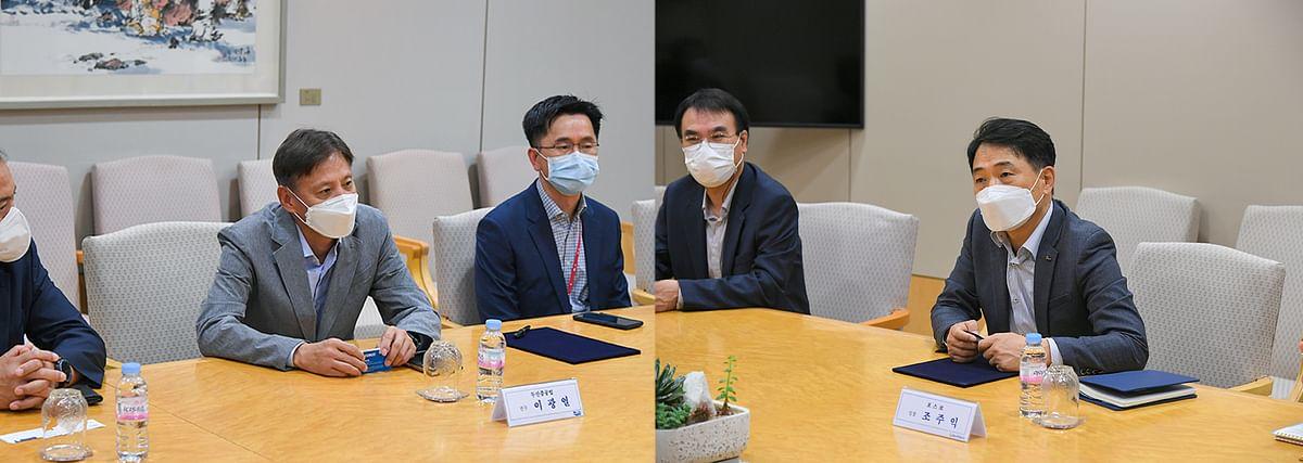 Doosan Heavy & POSCO to Develop Ammonia Gas Turbines
