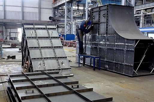 OMK Belgorod to Supply Waste Heat Boilers to RUSAL