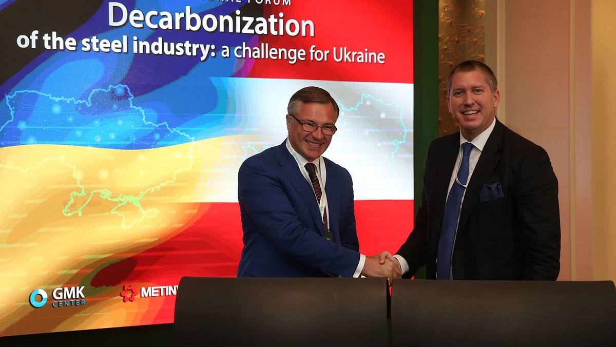 K1-MET to Drive Steel Decarbonisation at Metinvest