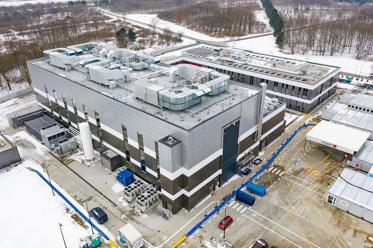 Eerrovial's Budimex Completes R&D Center for PKN Orlen in Poland