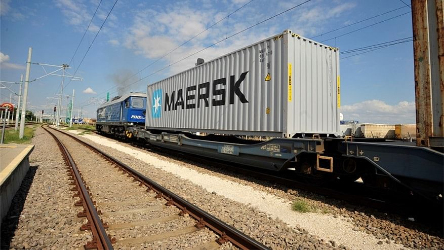 Maersk Launches Service Connecting Burgas to Plovdiv & Sofia