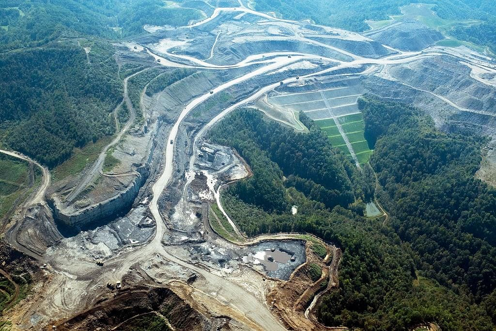 Abandoned Coal Mining Cleanup in Appalachia to Cost Billions