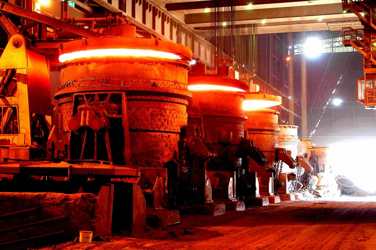 ICRA Expects Indian Crude Steel Capacity to Touch 150MT by Mar'22