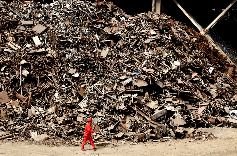 China to Increase Scrap Based Steel Making to Protect Climate