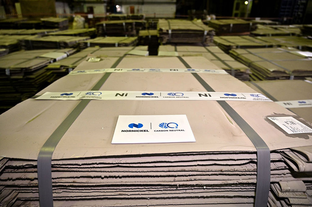 Nornickel Commences Production of Carbon-Neutral Nickel