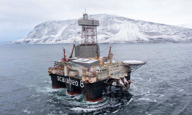 Saipem Charters Latest Generation Drillship