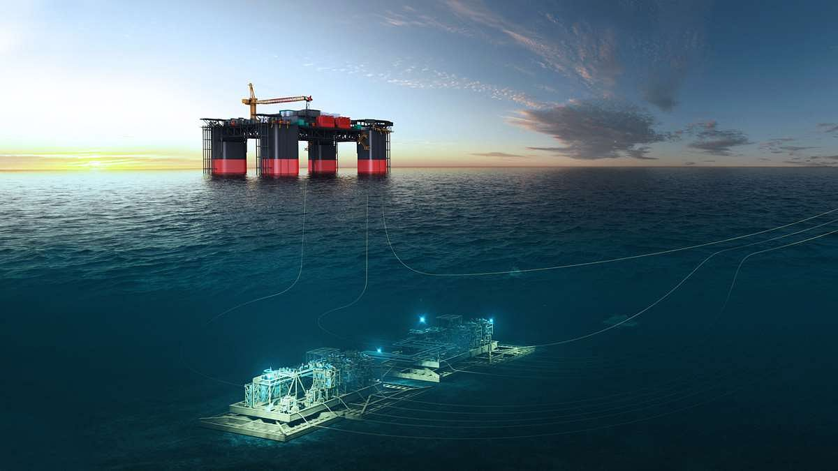 Aker Solutions Selected Subsea Gas Compression Project