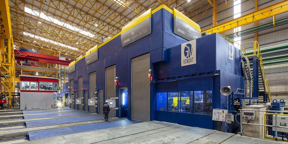 Danieli's Tandem CR Mill Achieves Productivity  Yildiz Demir Çelik