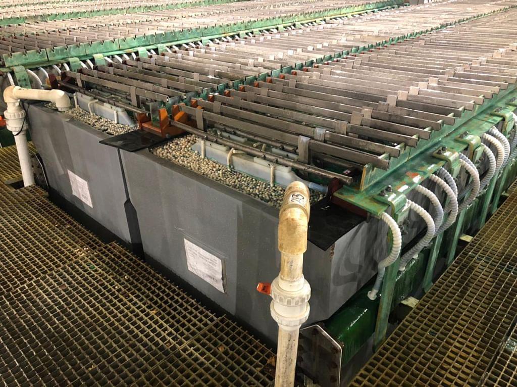 Nornickel's Kola Division Upgrades Electrowinning Plant