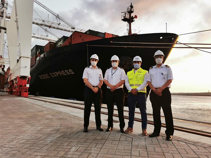 Wärtsilä & Tanger Med Enable Digital Port Call for Hapag-Lloyd