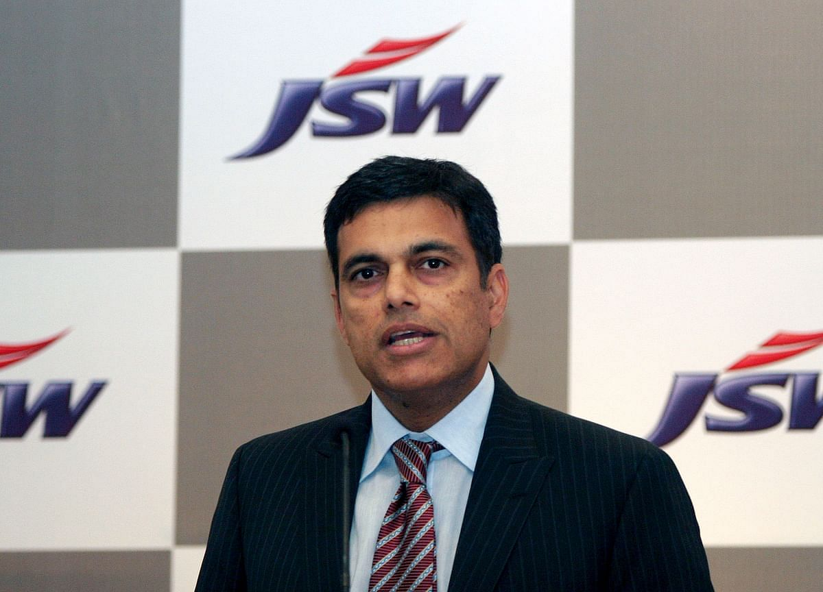 Mr Sajjan Jindal Tells a Tale of Two Contrasting Halves in FY'21
