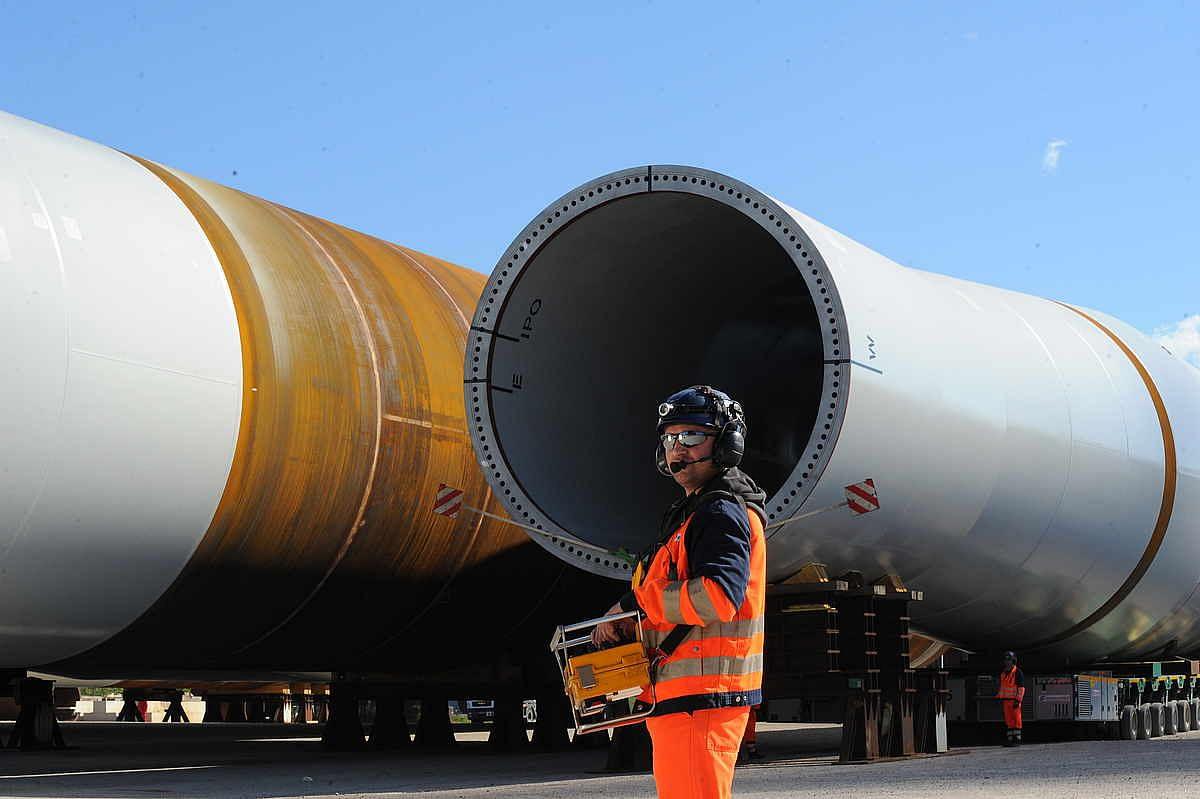 EEW SPC Windar to Fabricate Baltic Eagle Foundations for Iberdrola