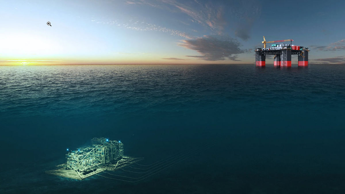 Aker Solutions Bags Subsea Gas Compression Contract from Chevron