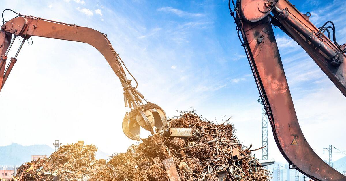Ukrainian Steel Mills Seek Ban on Steel Scrap Exports