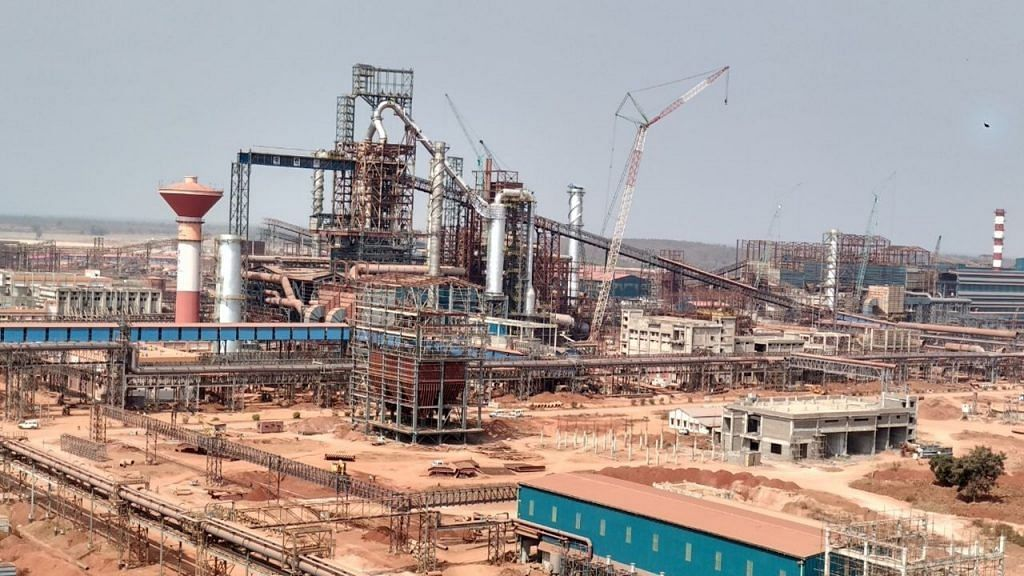 NMDC Board Approves Demerger of Steel Business
