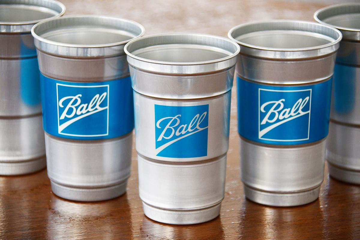 Ball to Build Aluminum Beverage Packaging Plants in UK & Russia
