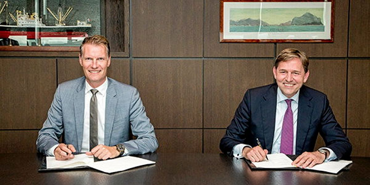 MSC & Shell to Decarbonising Shipping