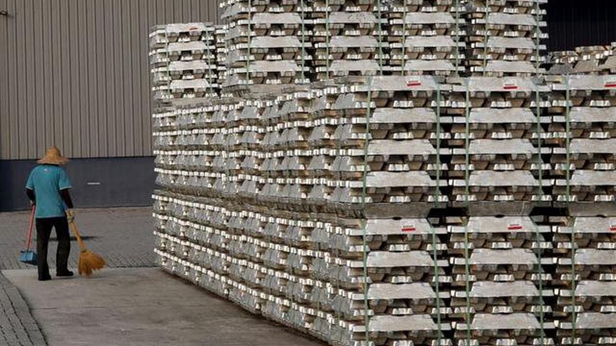 Chinese Aluminium Output in H1 of 2021 up 10% YoY