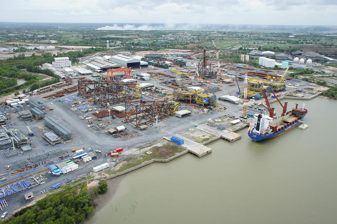 Nippon Steel Engineering Bags Thai Natural Gas Contract
