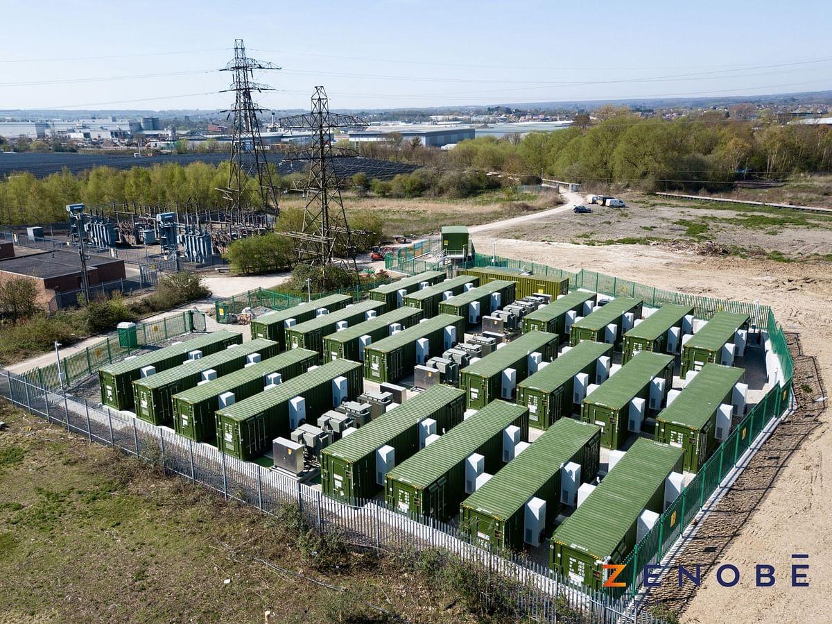 EDF to Optimise Zenobe Batteries at Capenhurst