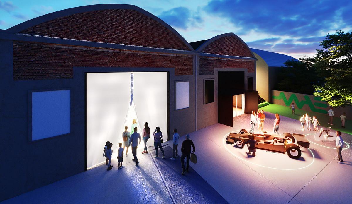 Carlo Ratti Associati Designs Carbon Fibre Museum