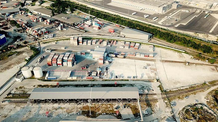 AP Moller Maersk Opens Inland Container Depot at Novorossiysk