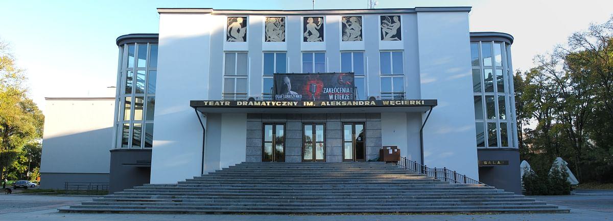 Reconstruction of Aleksandr Węgierki Drama Theatre in Białystok