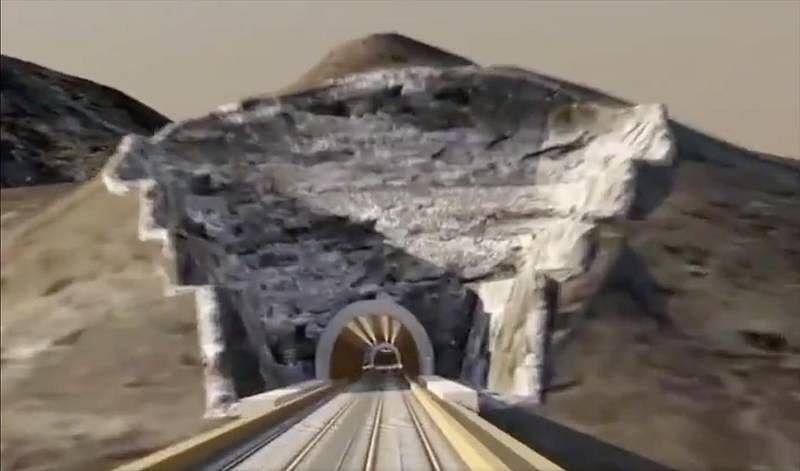 Excavation Work on Etihad Rail's Dubai to Fujairah Tunnel Complete