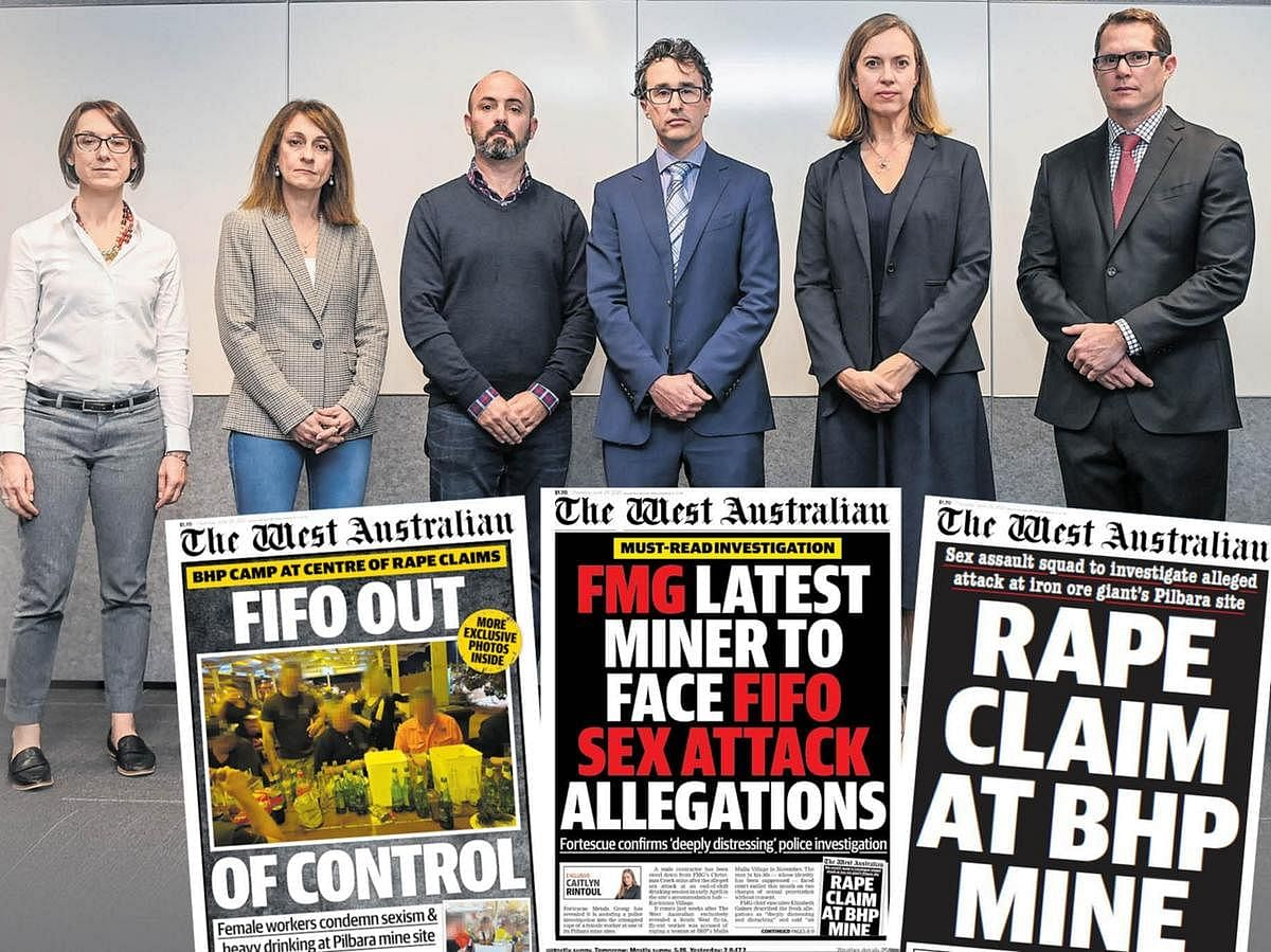 Rio Tinto Publishes Submission to FIFO Sexual Harassment Inquiry