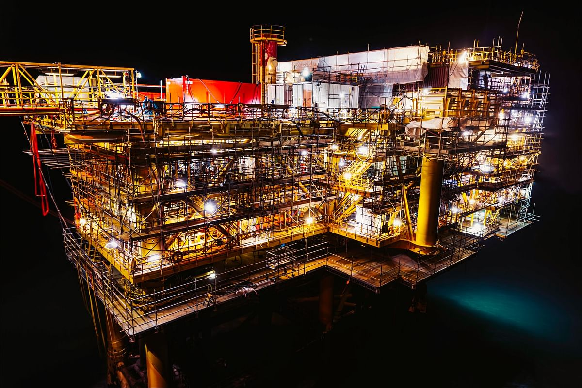 Eni Starts Production at Cuica Field Offshore Angola