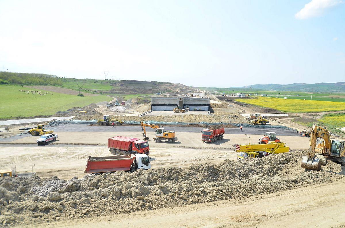 STRABAG to Build Oradea A3 Motorway in Romania