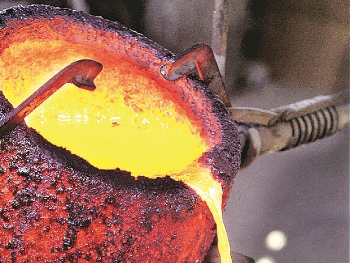 40% Sponge Iron Plants in Odisha Closed on Iron Ore Shortage