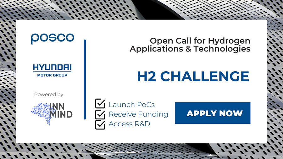 Hyundai Cradle & Posco Capital Launch H2 Challenge