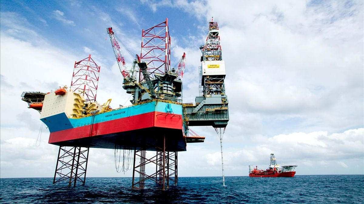 Maersk Drilling Secures Contract to reactivate Maersk Innovator