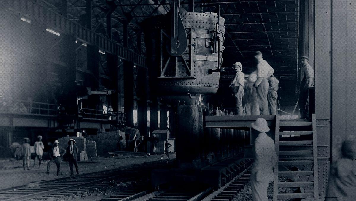 114 Year Heritage of Tata Iron & Steel Company Jamshedpur