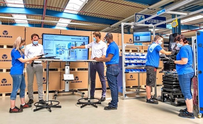 Grammer Investing in Seat Production at Haselmühl in Germany