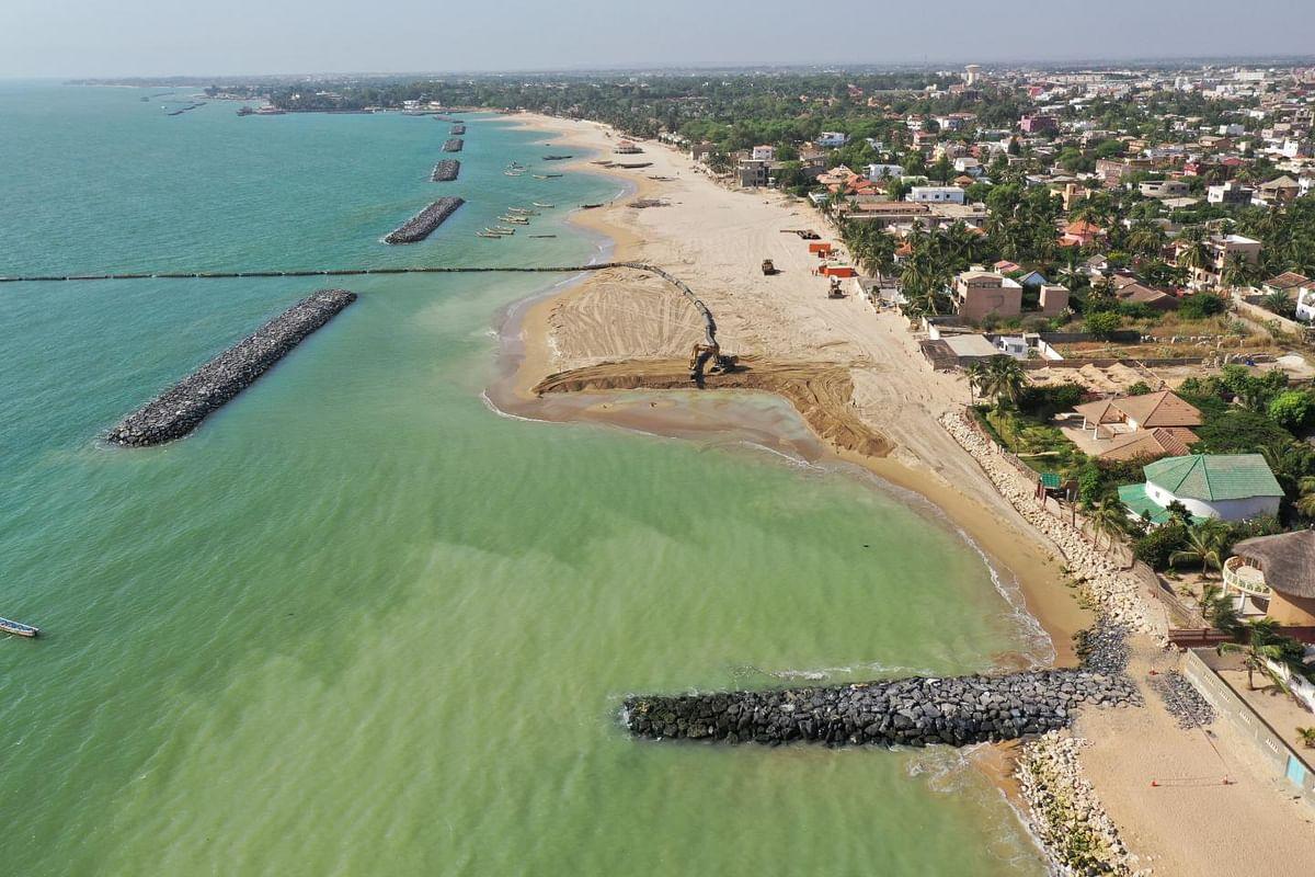 Van Oord Empowering Local Communities in Saly in Senegal