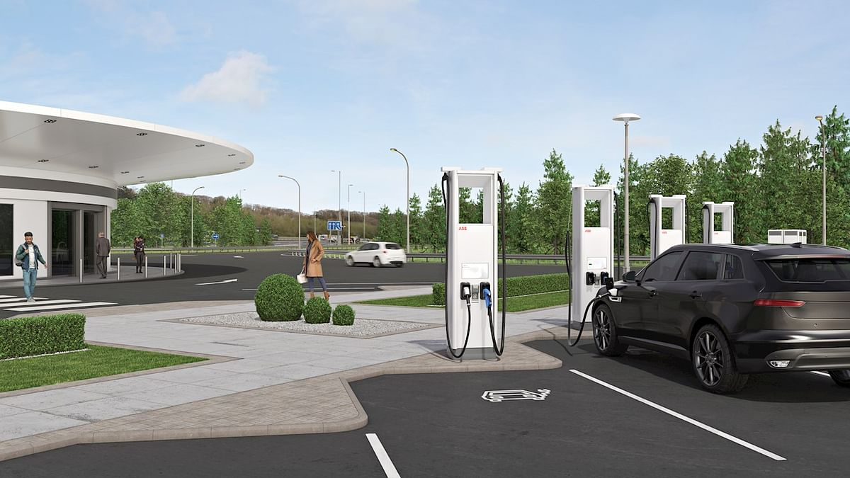 CharIN CCS Certification for ABB's DC Charger Portfolio