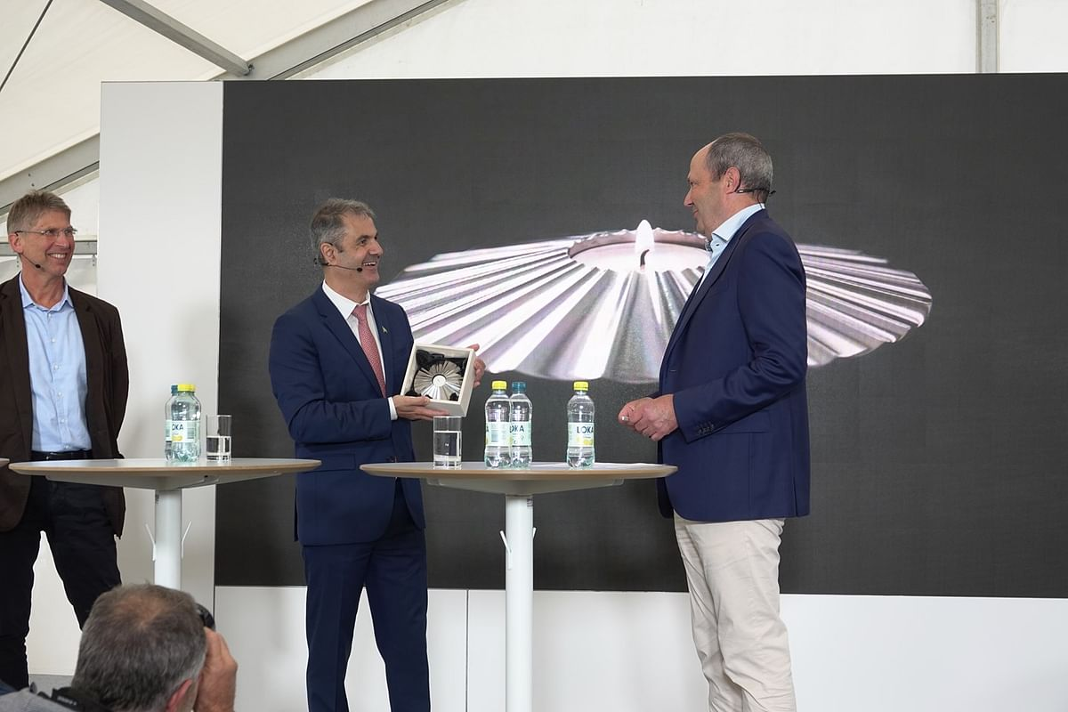 HYBRIT Delivers World's First Fossil Free Steel to Volvo