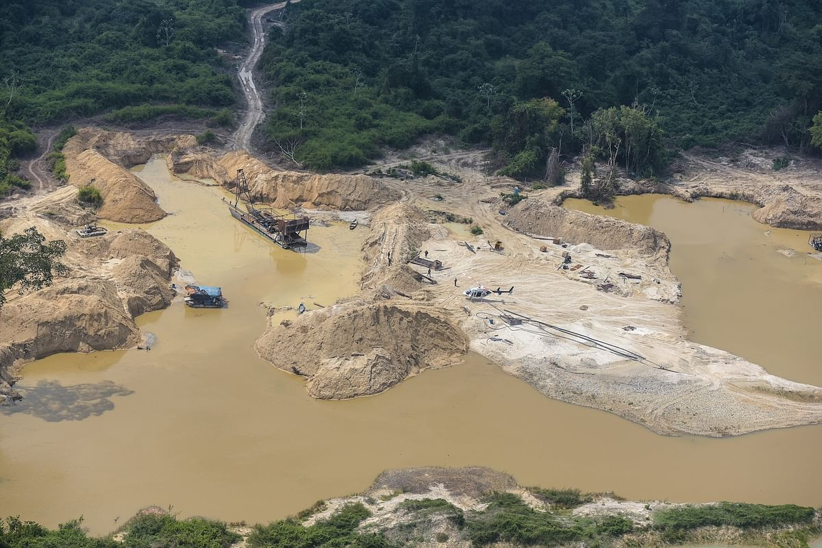 Court Orders Rejection of Mining on Indigenous Lands in Brazil